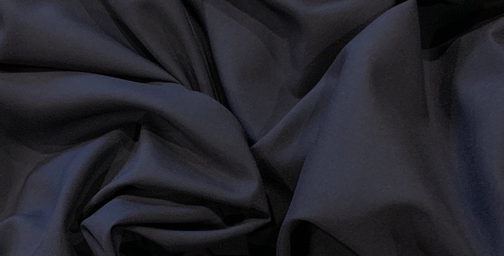 3Mtr Bundle Navy Polyester Stretch Crepe de Chine
