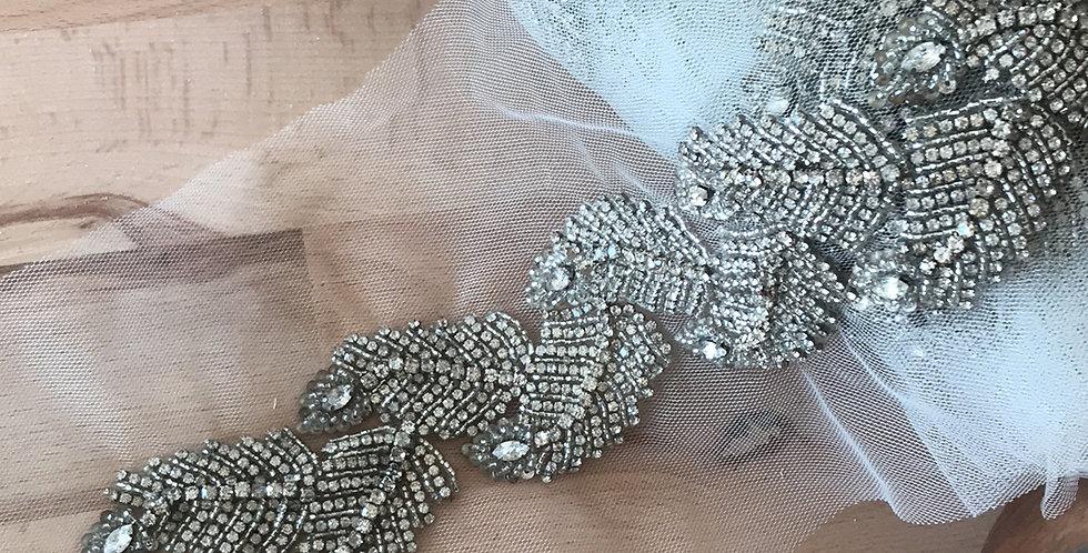Lieve diamanté trim