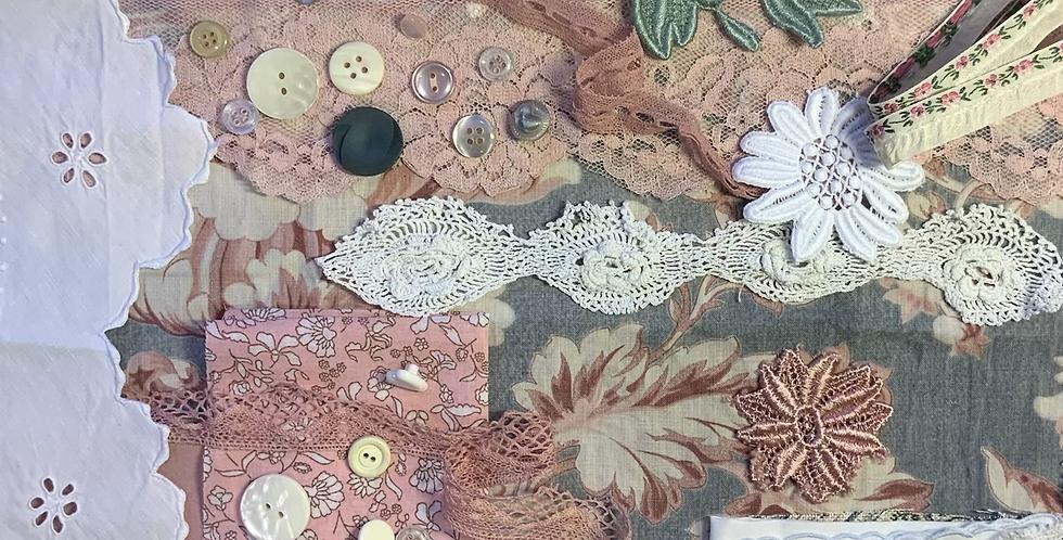 English Rose Slow Stitching Pack…