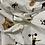 Thumbnail: Family Fabrics Circus Cotton Jersey…
