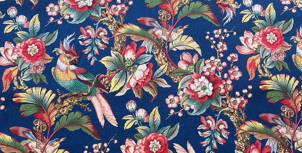 Rainforest linen cotton
