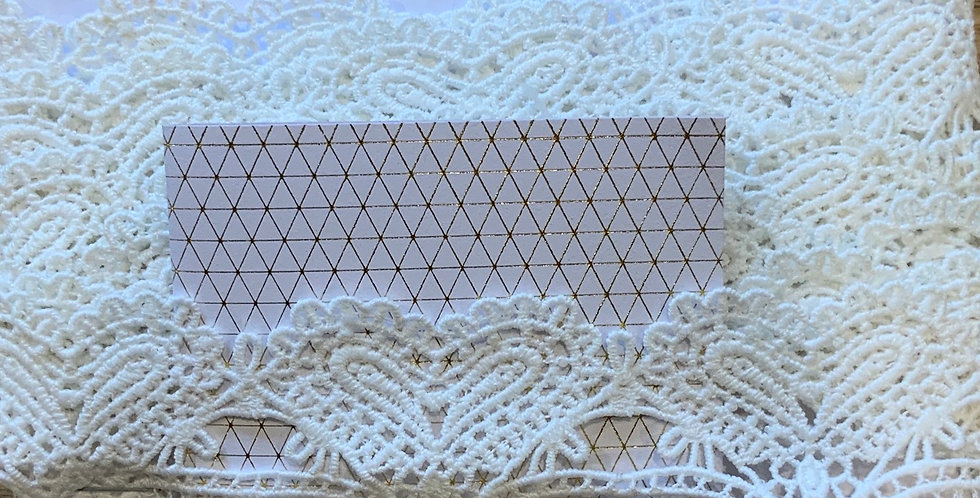 White Heart Lace...