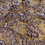 Thumbnail: Purple Hand Dyed Beaded Lace Off Cut #9047