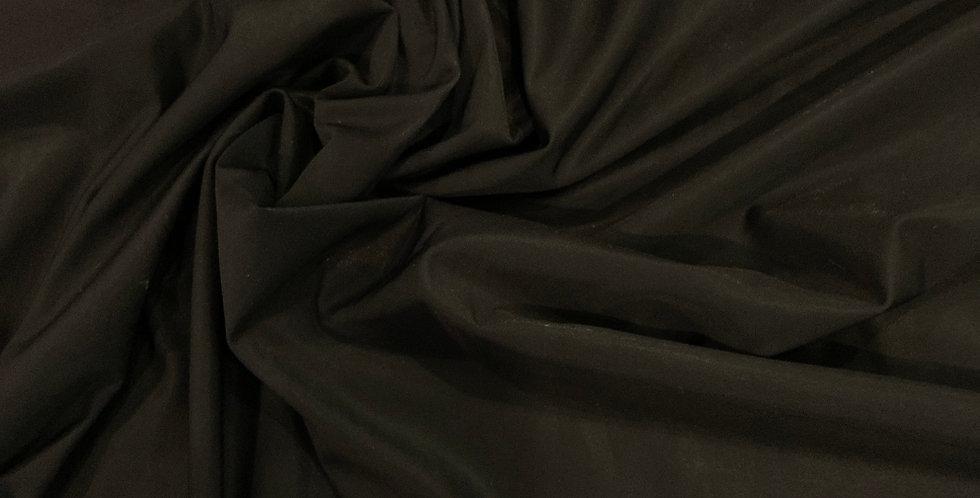 Black Silk Touch Lingerie Lycra...