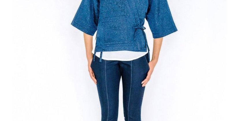 papercut patterns kochi jacket printed pattern