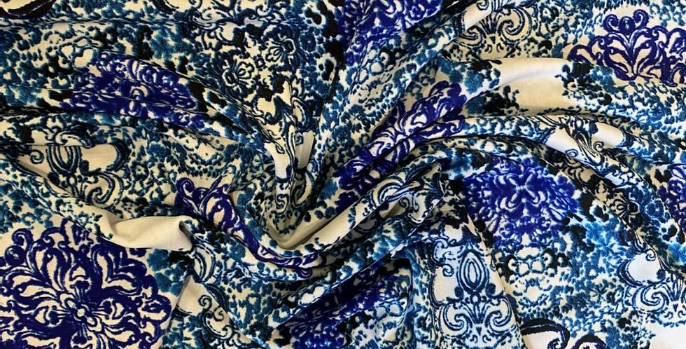 Venice polyester jersey