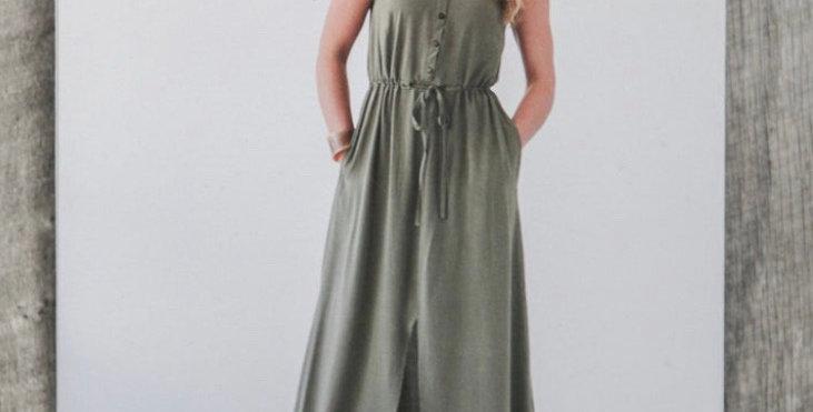 true bias southport dress printed pattern