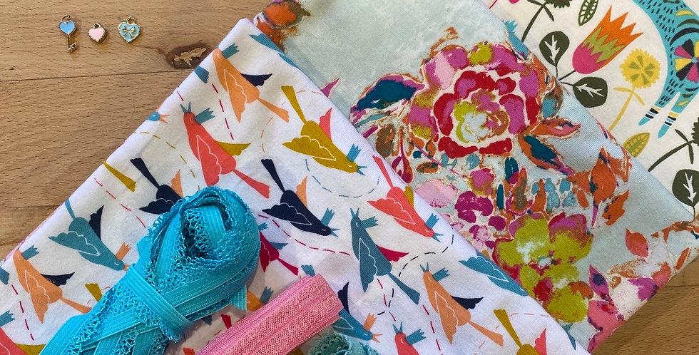 art gallery fabrics bright bloom knickers kit