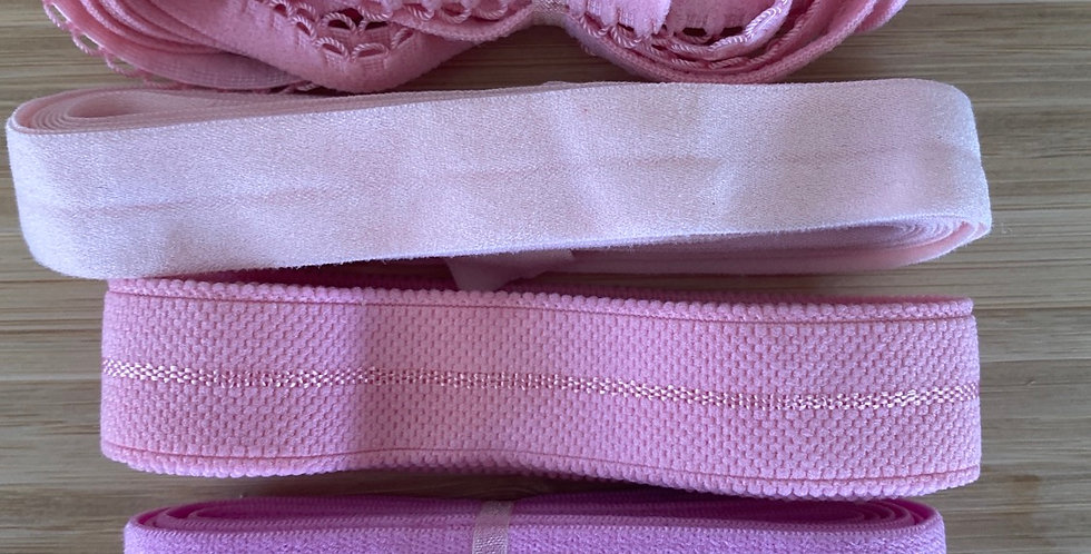 Candy pink trim pack