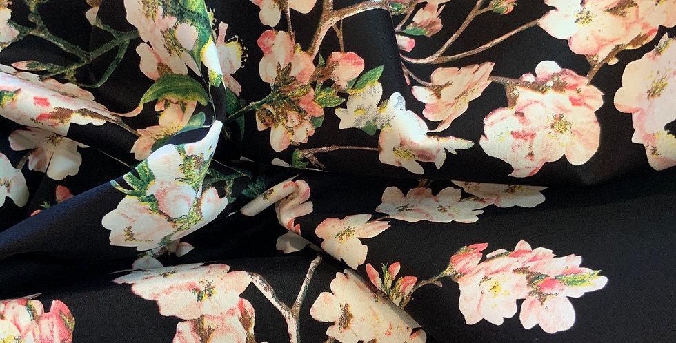 Blossom Stretch Cotton Sateen...