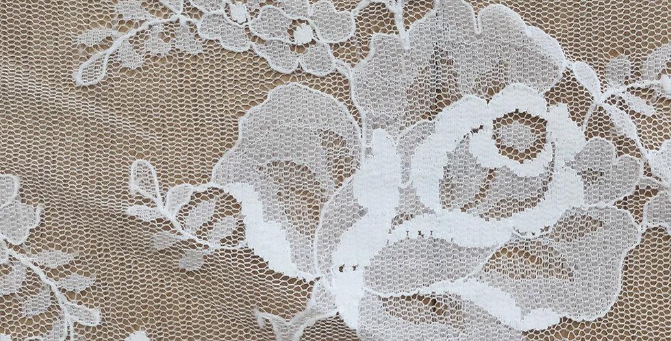 Rose garden lace trim