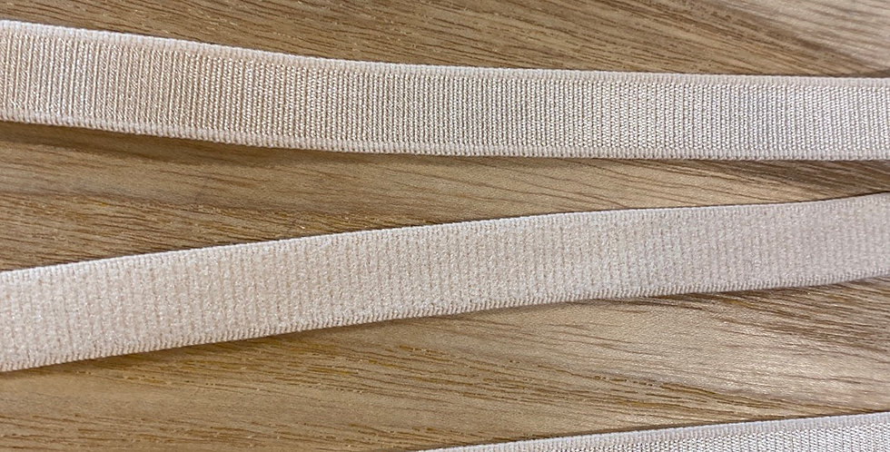 nude 10mm satin strapping