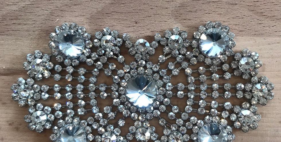 Nicolette diamanté motif