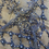Thumbnail: Grey Plum Hand Beaded Lace Off Cut #9055