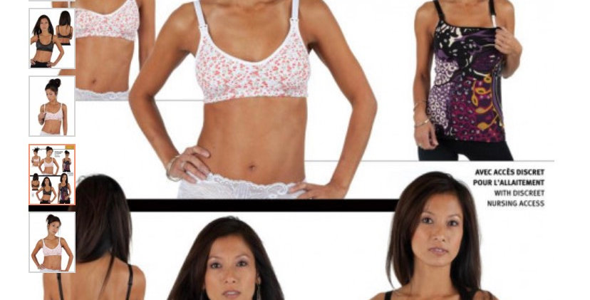 Jalie bra and camisole pattern