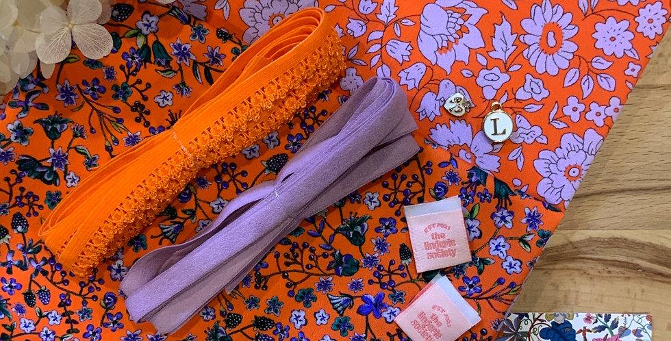 Liberty Citrus Knickers Kit...