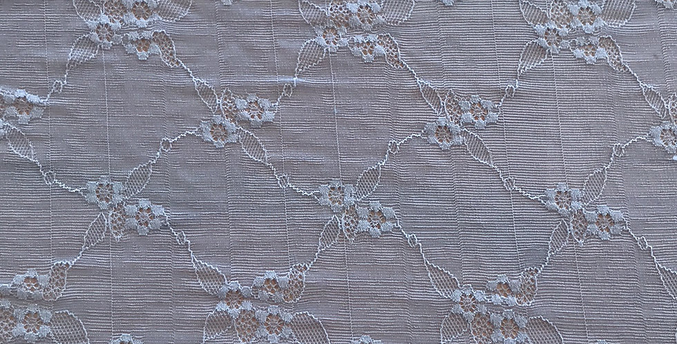 Maeve Grey Stretch Lace...