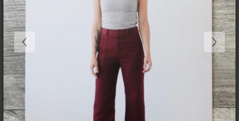 true bias lander pant and shorts printed pattern