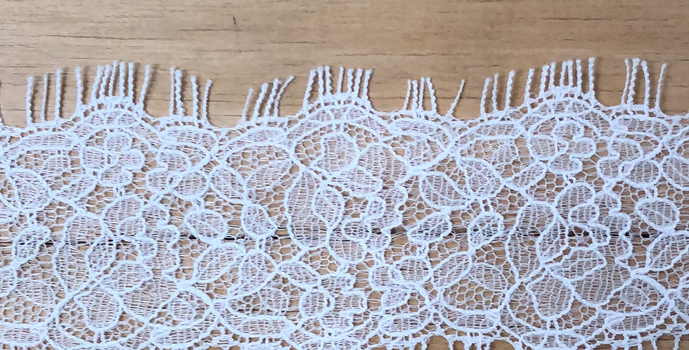 Tess Chantilly Lace Trim