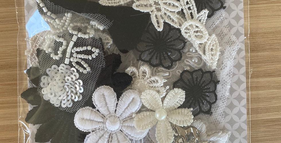 Flower motif pack 1