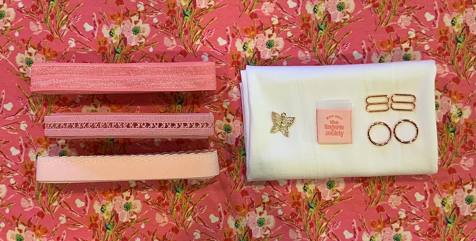 Pink Bloom Ruby Bralette Kit…
