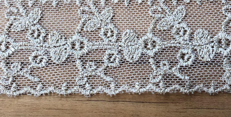 Thea lace mesh trim