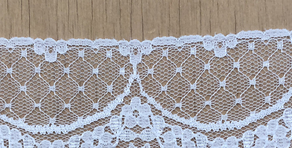 Lila Lace Trim