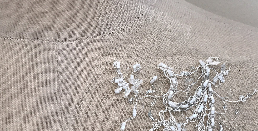 Willow lace motif