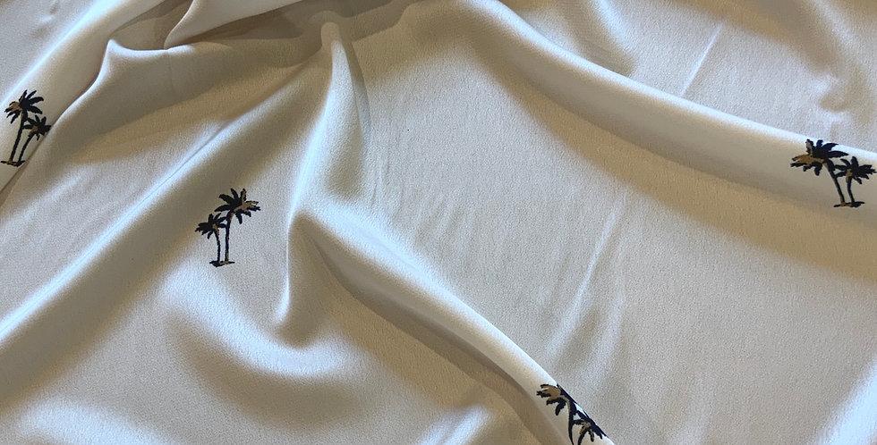 Paradise Lightweight Polyester Stretch Satin...