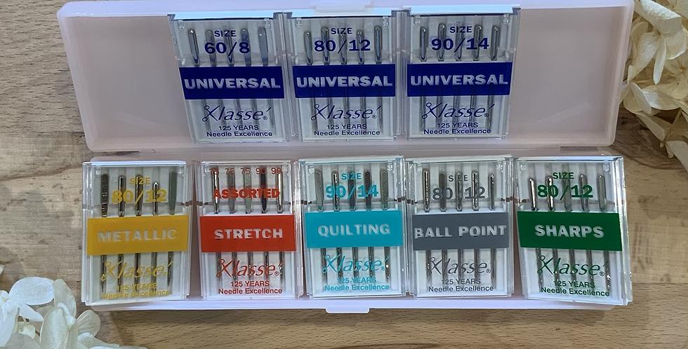 Assorted Box Machine Needles..