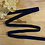 Thumbnail: Dark Navy 12mm Picot Elastic