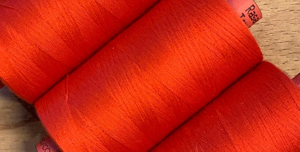 Bright Red 1000mtrs Rasant Thread #1458