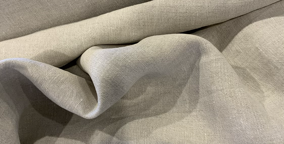 SALE!!! WATER DAMAGED Natural Wheat Linen...