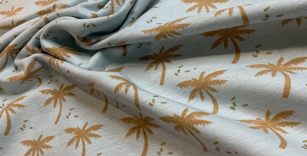 Desert Palms Domotex French Cotton Spandex Knit...