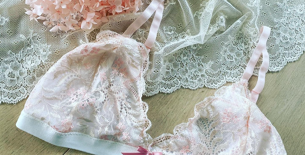 The lingerie society Willow bralet pdf pattern