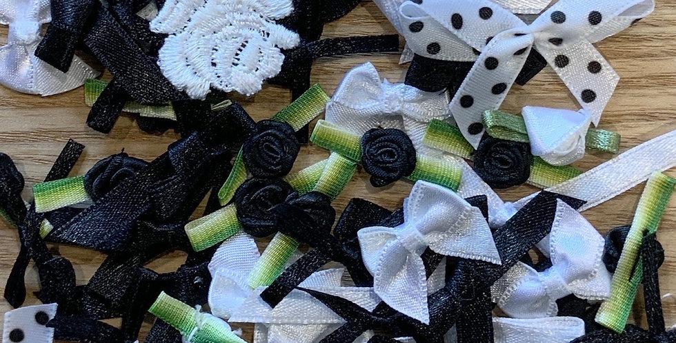 Black Bow Pack...