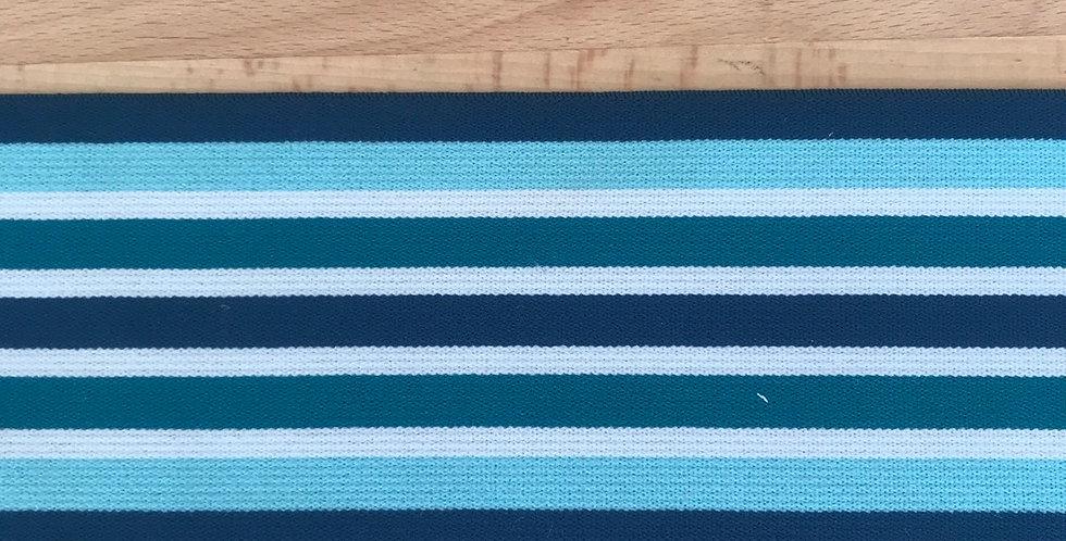 Riviera stripe elastic