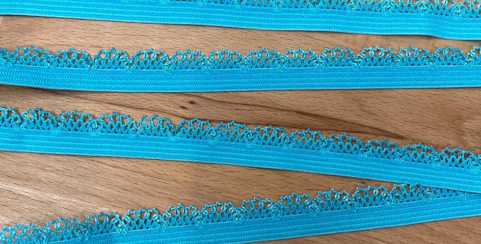 aquamarine fan edge picot