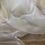 Thumbnail: 3mtr Bundle White Crystal Organza