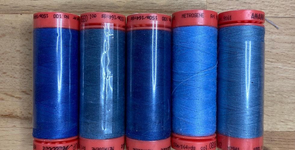 Metrosene Mixed Blue Thread Pack #3