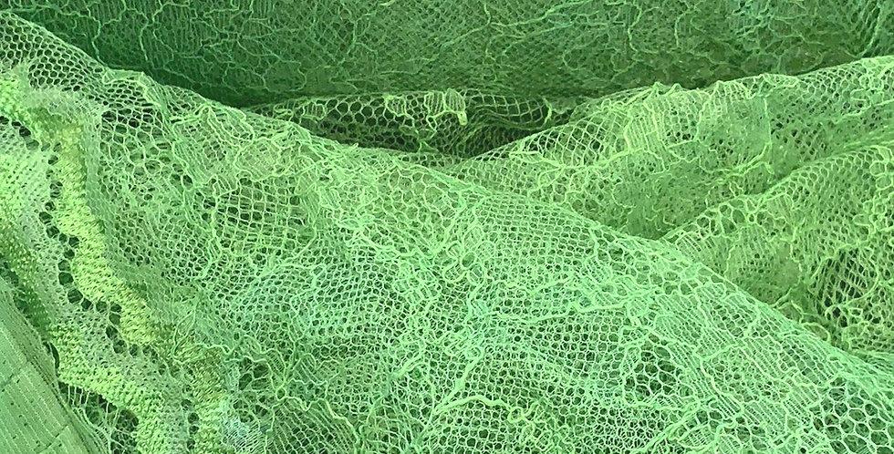 Lime Fine Lace...