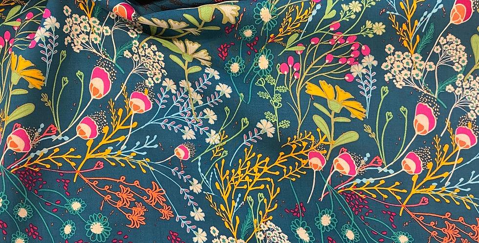 Art Gallery Fabrics Meadow Bold Oeko-Tex Rayon...