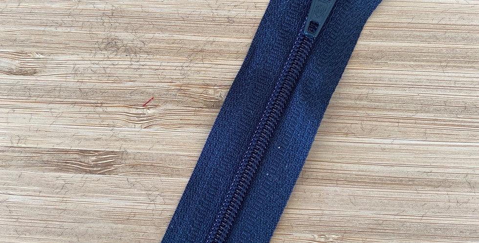 15cm black dress zip