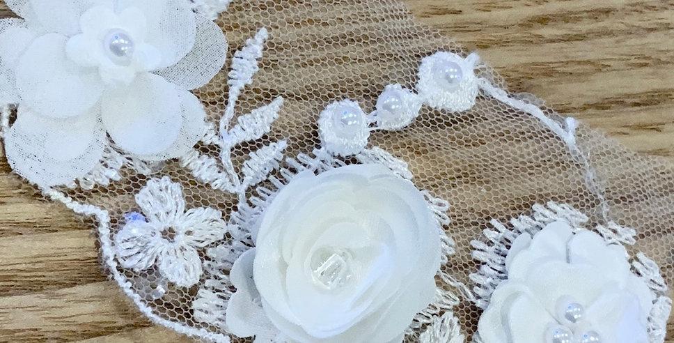 Delicate Flowers Motif....