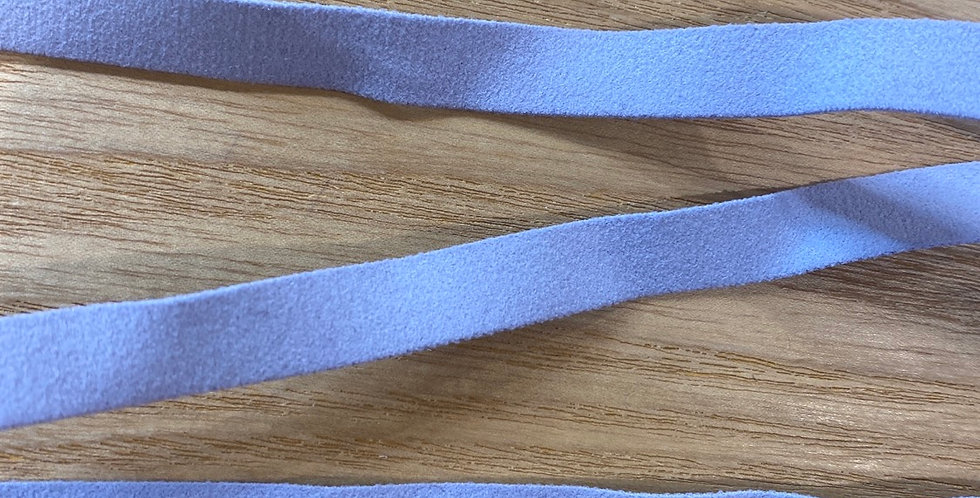 dusty mauve matte strapping