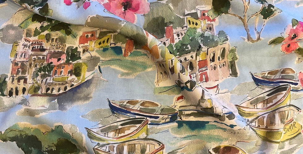 lady mcelroy life in venice viscose