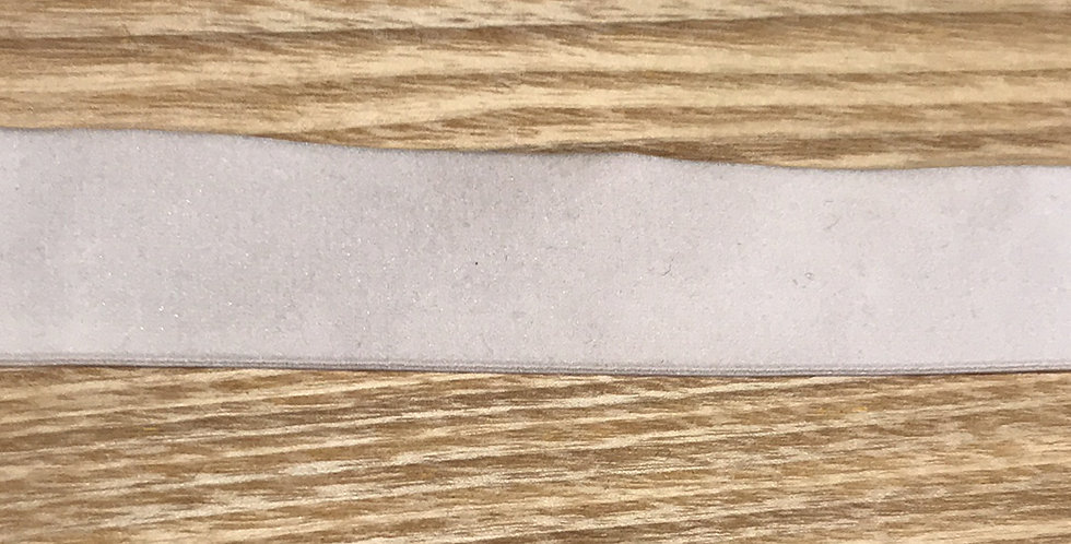 Pale mocha elastic