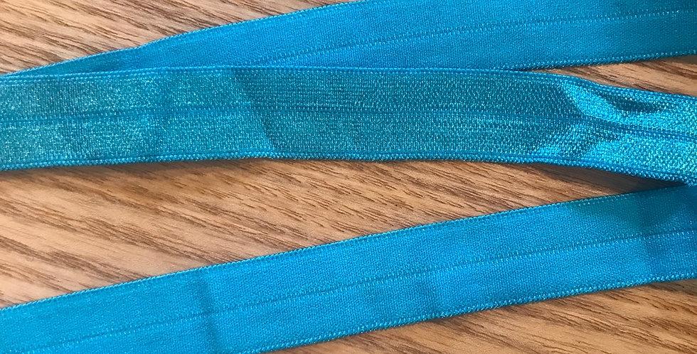 Aqua foldover elastic