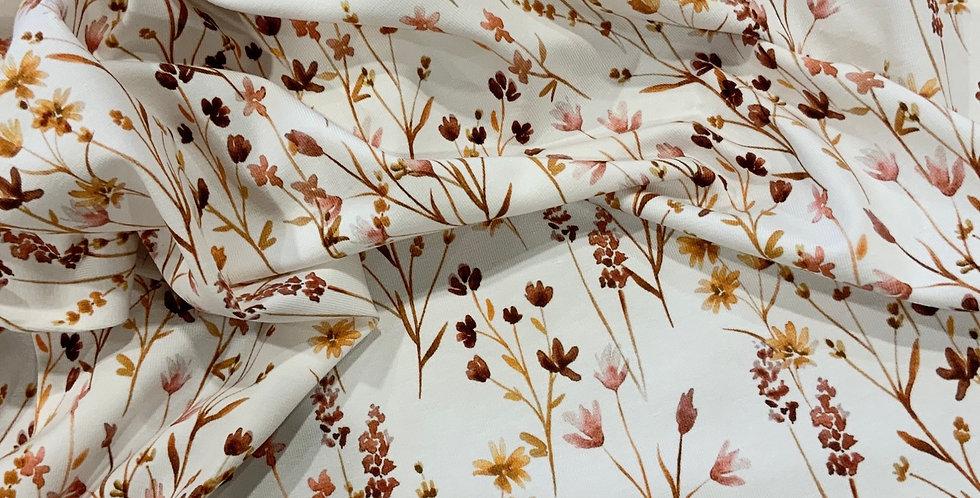 Family Fabrics Meadow Cotton Jersey…