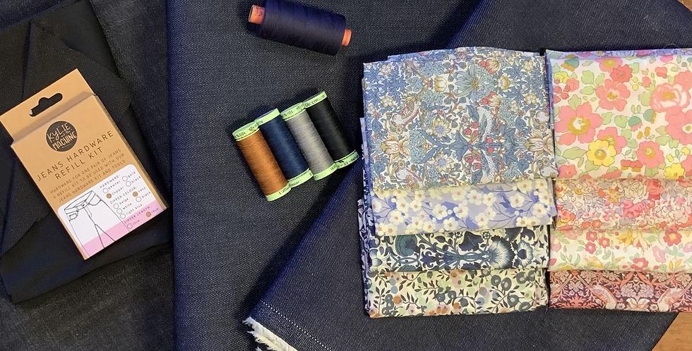 Jenny trousers basic supplies kit
